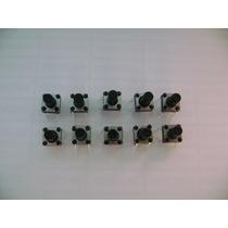 10 Microchaves Dos Botões Peças Teclado Korg I-2 Kit Novo
