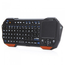 Mini Teclado Bluetooth 3.0 Com Touchpad - Sem Fio - Garantia