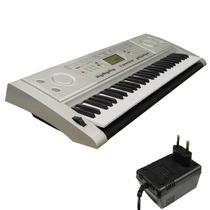 Teclado Musical Key Black Kb 423 Usb 61 Teclas Maxcomp