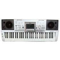 Teclado Musical 61 Teclas Fenix Fk620c Usb Midi 5/8