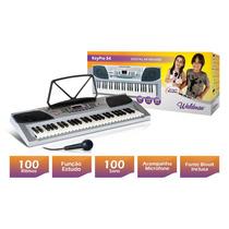 Teclado Musical Kep-54 - Waldman Mania Virtual