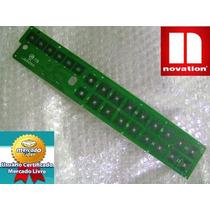 Placa Dos Pads Teclado Novation Launchkey 61 / 49