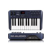 M-audio Oxygen 25 V3 . Controlador Midi . Gtia . Nfe . Loja!