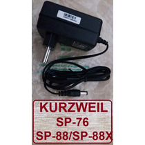 Fonte Kurzweil Sp-76 Sp-88 (x) Nova 12v Chaveada 110v/220v