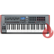 Novation Impulse 49 . Teclado. Controlador Midi. Nf + Gtia !