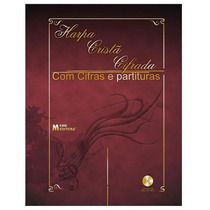 Harpa Cristã Cifra Partitura Violão Guitarra Teclado Cd Aux