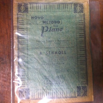 Livro Novo Metodo Para Piano A.schamool