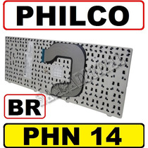 Teclado Philco Phn14114 14118 14124 14303 14309 14313 Br *ç*