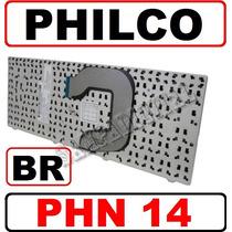 Teclado Philco Phn14101 14103 V020628ck1 71gi43412-00 Br Ç