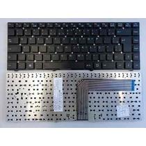 Teclado Notebook Cce Win U25 Original Novo Sem Frame