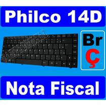 Teclado Philco Phn14d Sim+ Mp-07g38pa-430 6-80-w84t0-011-1