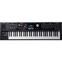 Teclado Orgão Sintetizador Roland Vr09 1 Ano De Garantia