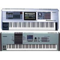 Roland Fantom X- Samples Em Nki + Kontakt 5.3