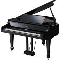 Piano Cauda Roland Gp7 Na Cheiro De Música Loja Autorizada !