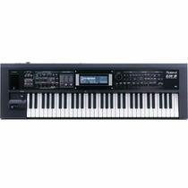 Teclado Roland Gw8l Arranjador 61 Teclas, 10177 Musical Sp