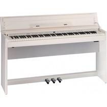 Piano Roland Dp90s Epw - Loja Bolero Music - Nf E Garantia