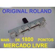 Potenciometro Roland Xp-80/60/30/jv1000/90 Etc.novo Original