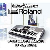 Lançamentos 2015!! Novos Ritmos Roland De Excepcional