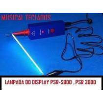 Lampada Display Yamaha Psr S900 S700 Korg Pa-50 Só R$ 150,00