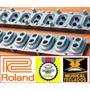 Borracha Original P/ Teclado Roland E300 Frete Gratis