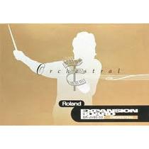 Roland Orchestral Sr-jv80-02 Placa De Expansão