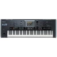 Samples Do Led Do Teclado Roland G70 Para Kontakt