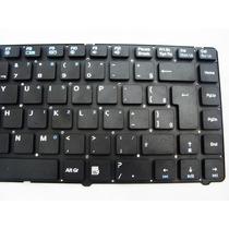 Teclado Original Sti Semp Toshiba Is1442 V111330ak2 Br Ç