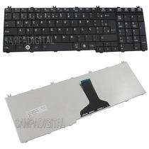Teclado Toshiba Satellite L655 L655d C655 Pk130ck2a00 Br Ç