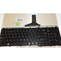 Teclado Notebook Satellite L655 L655d - Abnt2 Br