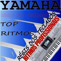 70 Ritmos Yamaha Profissionais Universais,exclusividade