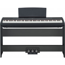 Piano Yamaha P115 + L85 + Lp5a Na Cheiro De Musica Loja !!