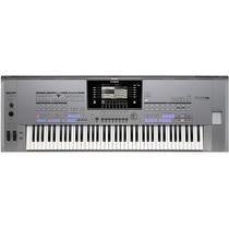 Teclado Yamaha Tyros5 76 Teclas Na Cheiro De Música Loja !!