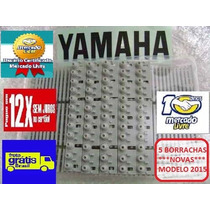 Borracha Teclado Yamaha Psr180 Kit 5 Borrachas Frete Grátis