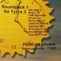 Pemo Soundpacks Voice Samples P/ Yamaha Tyros 3, Tyros4, 5