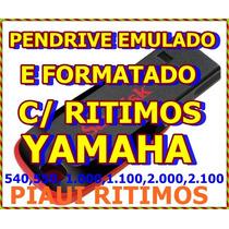Pendrive Emulado 540, 550, 1.000, 1.100, 2.000, 2.100