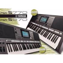 Sample Novo Interno Psr S770 S970+ritmos Atuais