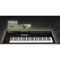 Sampler Dx7-ii Completo!!! (2,74gb)