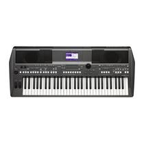 Teclado Yamaha Psrs670 Na Loja Cheiro De Musica !!