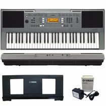Teclado Musical Yamaha Usb Teclas Sensíveis Psr E353 Nfe