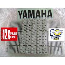 Borracha P/ Teclado Yamaha Psr B20 ( Kit 5borrachas Novas)