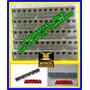 Borracha Para Teclado Yamaha Psr18 Kit C/5 Borrachas Novas