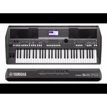 Samples P/ Yamaha S670+40 Ritmos Sampleados+20000 Ritmos Ext