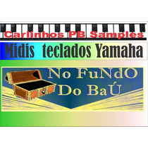 Midis Para Teclados Yamaha (((fundo Do Baú)))