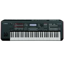 Teclado Yamaha Moxf6 Com Fonte - 015426