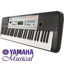 Teclado Instrumento Musical Yamaha Para Aluno Iniciante