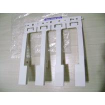 3 Ou 4 Teclas Brancas Ou 5 Pretas Teclado Yamaha Psr- E303