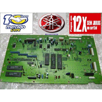 Placa Mainboard Teclado Yamaha Psr-620 Aprovada C/garantia