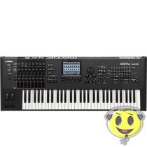 Teclado Yamaha Motif Xf6 Sintetizador Top Oferta Kadu Som