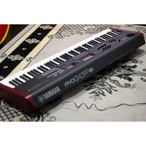Teclado Yamaha Moxf8 Novíssimo!