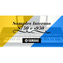 Samples E Vinhetas Tops Para Psr S750 E S950